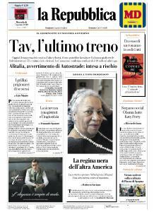 la Repubblica - 7 Agosto 2019