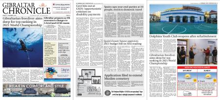Gibraltar Chronicle – 04 December 2020