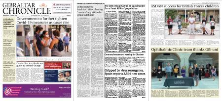Gibraltar Chronicle – 27 August 2020