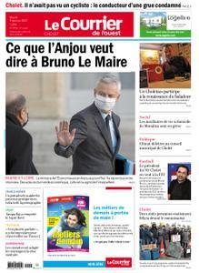 Le Courrier de l'Ouest Cholet – 09 février 2021