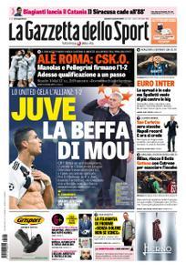 La Gazzetta dello Sport Sicilia – 08 novembre 2018