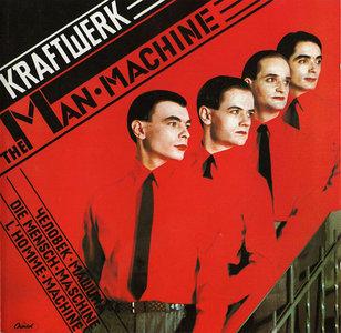 Kraftwerk - The Man-Machine (1978) [Non-Remastered English Version]