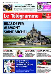 Le Télégramme Brest Abers Iroise – 30 décembre 2019