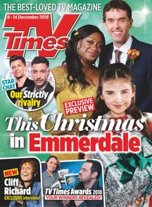TV Times - 08 December 2018