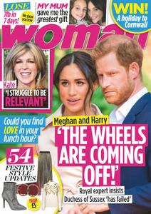 Woman UK - 25 November 2019