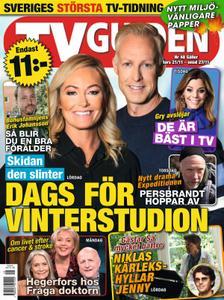 TV-Guiden – 19 november 2019