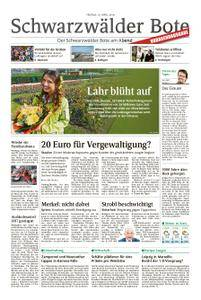 Schwarzwälder Bote Hechingen - 13. April 2018