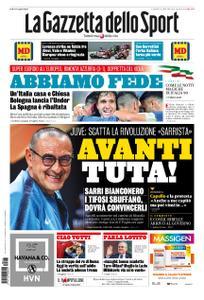 La Gazzetta dello Sport Roma – 17 giugno 2019