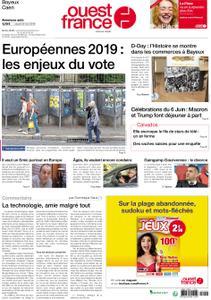 Ouest-France Bayeux Caen – 23 mai 2019