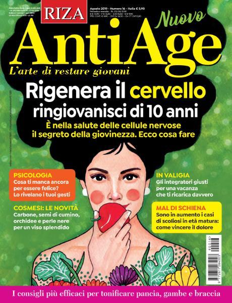 Riza AntiAge - Agosto 2019