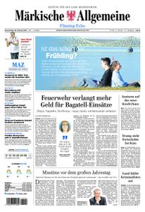 Märkische Allgemeine Fläming Echo - 28. Februar 2019