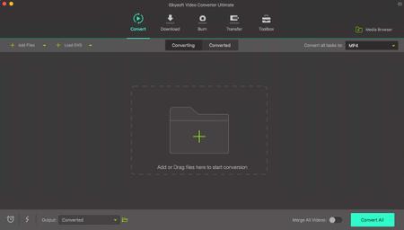 iSkysoft Video Converter Ultimate 11.0.1.3 Multilingual macOS