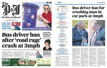 The Press and Journal Moray – March 12, 2021