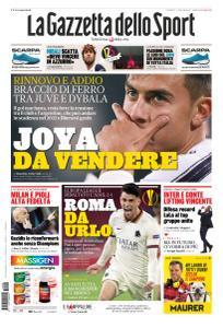 La Gazzetta dello Sport Cagliari - 9 Aprile 2021