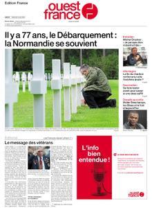 Ouest-France Édition France – 05 juin 2021