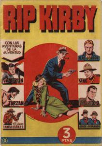 Rip Kirby #1-6