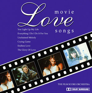 The Film Score Orchestra – Movie Love Songs (1997)