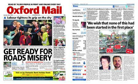 Oxford Mail – May 05, 2018