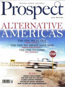 Prospect Magazine - March 2004