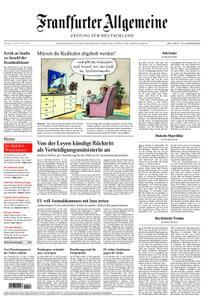 Frankfurter Allgemeine Zeitung F.A.Z. - 16. Juli 2019