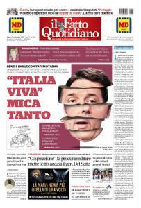 Il Fatto Quotidiano - 21 settembre 2019