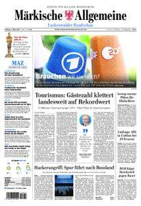 Märkische Allgemeine Luckenwalder Rundschau - 02. März 2018