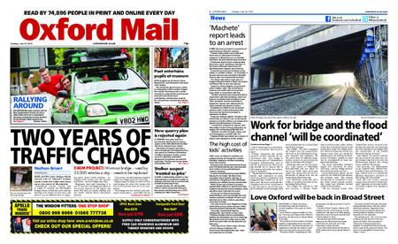 Oxford Mail – July 16, 2019