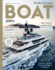 Boat International - August 2017