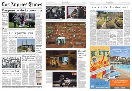 Los Angeles Times – October 02, 2020