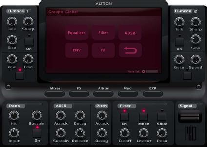 Beyron Audio Altron KONTAKT