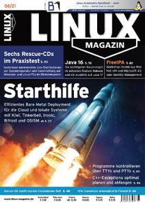 Linux-Magazin – Juni 2021