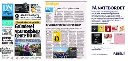 Dagens Næringsliv – 04. august 2018