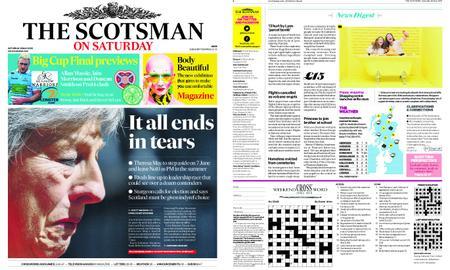 The Scotsman – May 25, 2019