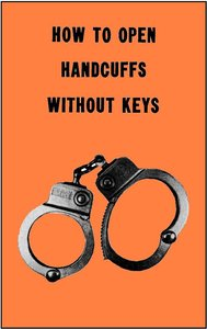 How to Open Handcuffs Without Keys