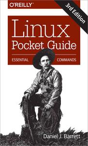 Linux Pocket Guide, 3rd Edition (Repost)