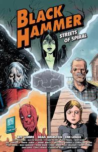 Dark Horse-Black Hammer Streets Of Spiral 2019 Hybrid Comic eBook