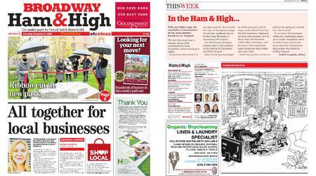 Broadway Ham & High – November 05, 2020