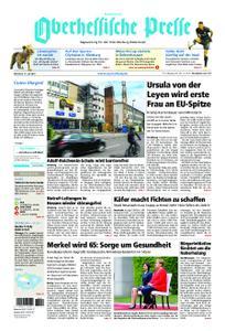Oberhessische Presse Hinterland - 17. Juli 2019