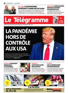Le Télégramme Auray – 02 juillet 2020