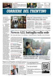 Corriere del Trentino – 20 ottobre 2018