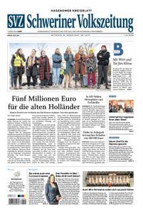 Schweriner Volkszeitung Hagenower Kreisblatt - 22. Januar 2020