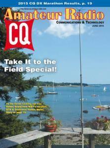 CQ Amateur Radio - June 2016
