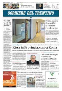 Corriere del Trentino - 24 Marzo 2019