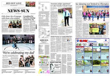 Lake County News-Sun – February 09, 2018