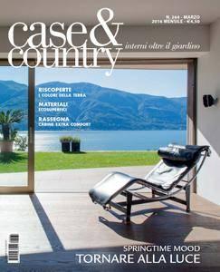 Case & Country - Marzo 2016