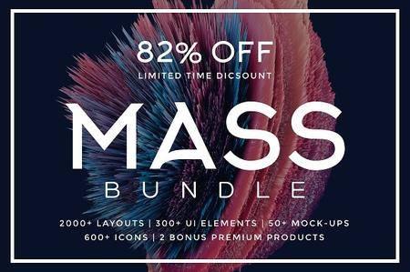 CreativeMarket - MASS Bundle