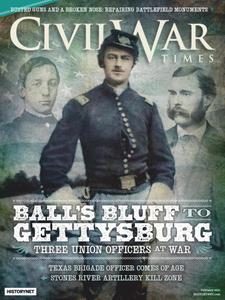 Civil War Times - February 2021