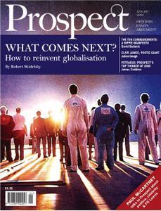 Prospect Magazine - January 2009