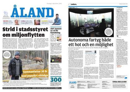 Ålandstidningen – 05 december 2018