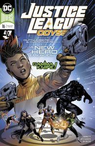 Justice League Odyssey 016 2020